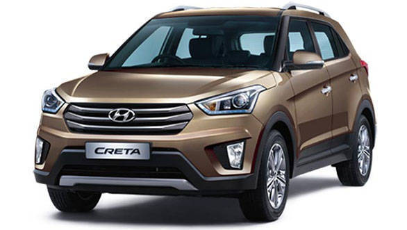 Hyundai Creta gets new colour and trim options in India