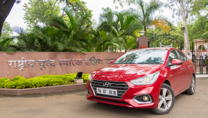 Hyundai Travelogue: Visiting the National War Memorial in Pune