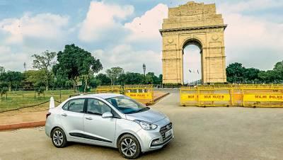 Hyundai Travelogue: Visiting India Gate and Delhi War Cemetery in the Hyundai Xcent