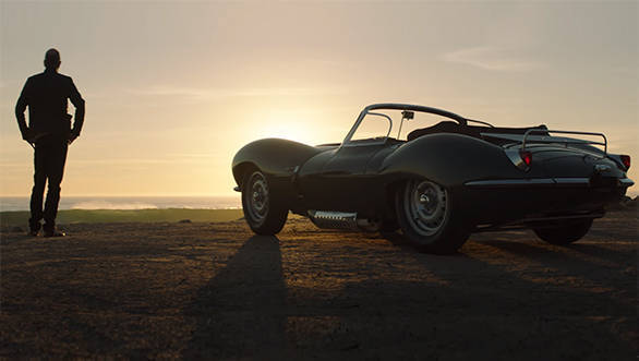 Video worth watching: The Jaguar XKSS born again
