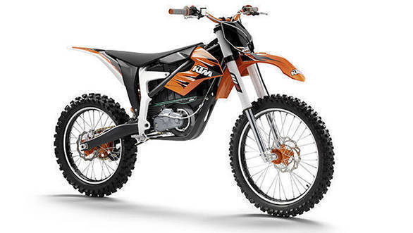 KTM E-Mini electric motocross bike announced