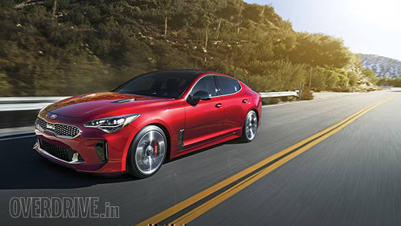 India-bound Kia Stinger GT first drive review