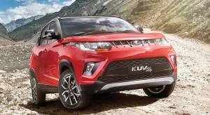 Mahindra KUV 100 NXT Launched