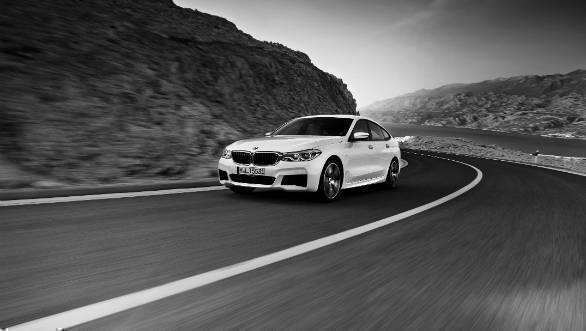 Image gallery: 2018 BMW 6 Series GT