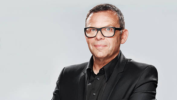 In conversation with Peter Schreyer, chief design officer at Kia Motors