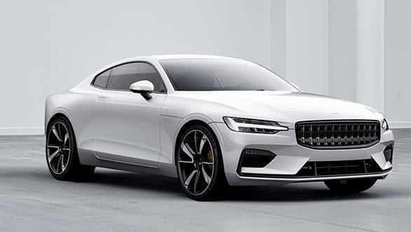600PS hybrid Polestar 1 unveiled