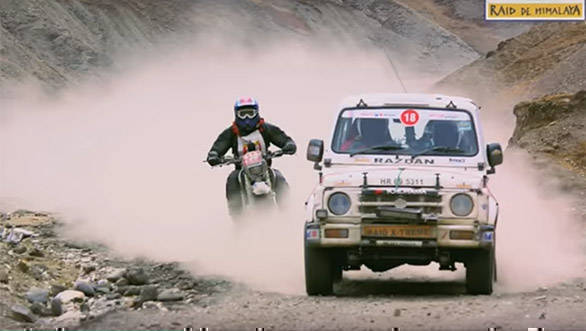 Video worth watching: Raid de Himalaya 2017 trailer
