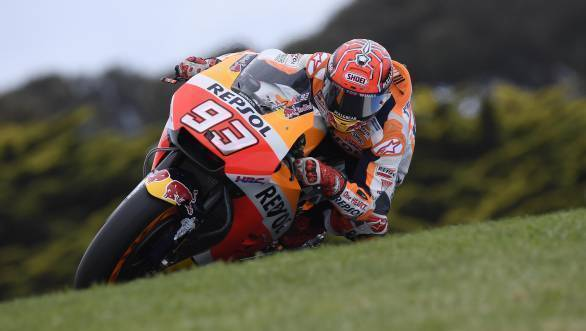 MotoGP 2017: Marquez edges closer to title after Phillip Island victory
