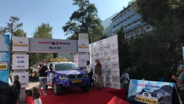 2017 Maruti Suzuki Raid de Himalaya: Suresh Rana takes 11th Xtreme 4W win