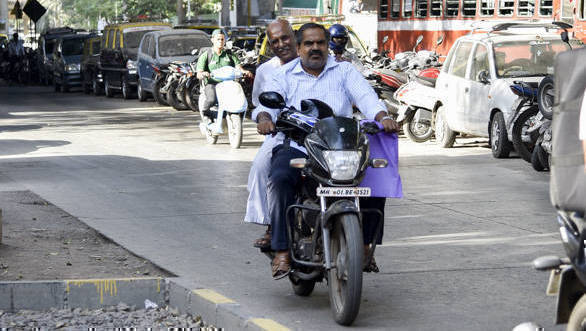 Karnataka bans pillion riders on two-wheelers with engine smaller than 100cc