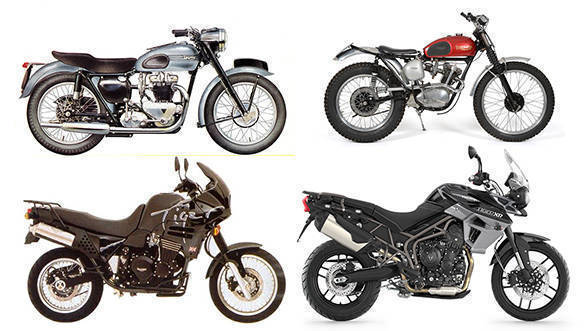Triumph Tiger: The evolution from a classic to a versatile adventure motorcycle