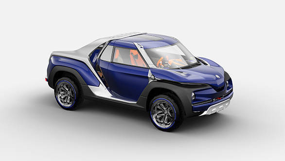 Tokyo Motor Show 2017: Yamaha Cross Hub Concept is an urban pick-up truck