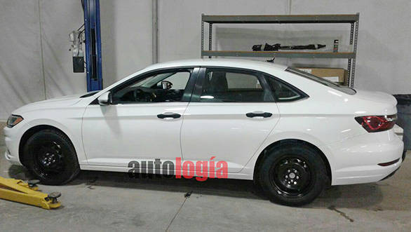 Spotted India Bound New Gen Volkswagen Jetta To Debut In 2018 Overdrive
