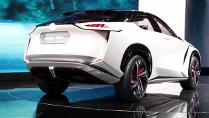 Nissan IMx Concept - 2017 Tokyo Motor Show
