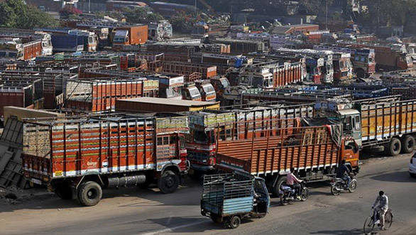 Truckers strike for 36 hours begins across India, demand for diesel to be brought under GST