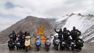 TVS Himalayan Highs - Season 3