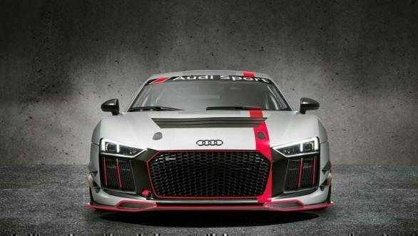 Audi R8 LMS GT4 is now on sale