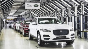 Jaguar launches locally manufactured F-Pace in India at Rs 60.02 lakh