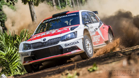APRC 2017 India Rally: Image gallery