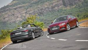 2017 Audi A5 Sportback and Audi A5 Cabriolet road test review