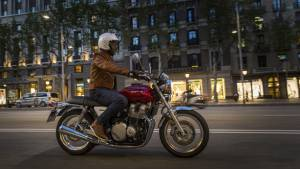Honda CB1100EX first ride review