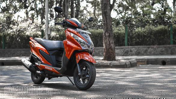 Honda Grazia first ride review - Overdrive