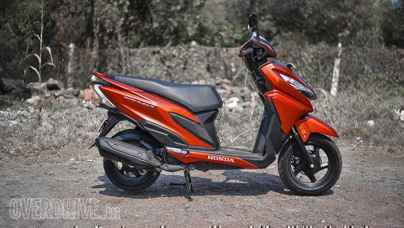 Honda Grazia First Ride Review Overdrive