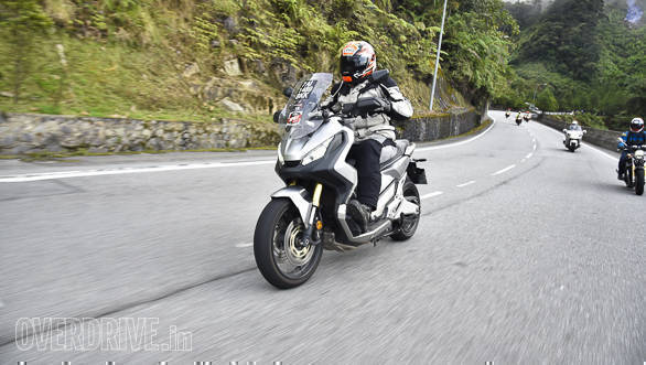 Honda X Adv First Ride Review Overdrive
