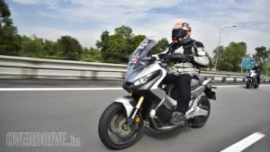 Honda X-ADV first ride review