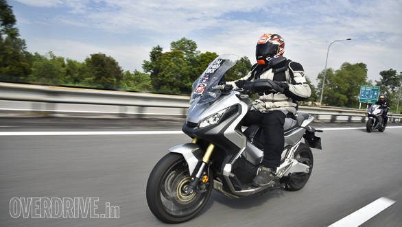 Honda X-ADV first ride review