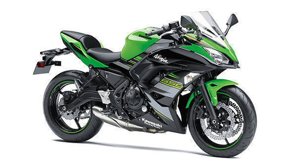 2017 Kawasaki Ninja 650 KRT Edition launched in India at Rs 5.69 lakh