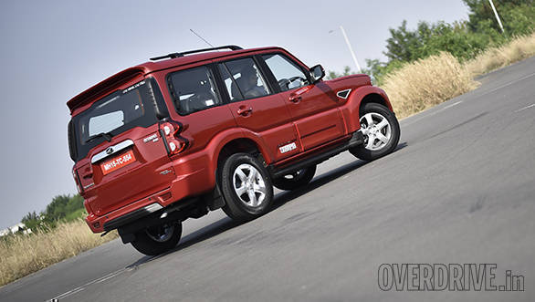 Mahindra Scorpio Facelift to be launched today