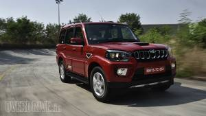 2018 Mahindra Scorpio first drive review