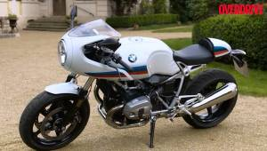 2017 BMW R nineT Racer and K 1600 B launched