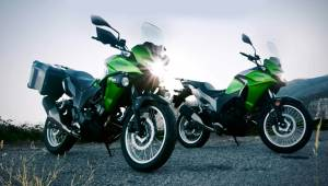 2017 Kawasaki Versys-X300 launched in India