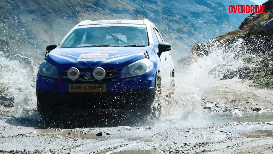 2017 Maruti Suzuki Raid De Himalaya