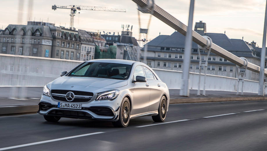 2017 Mercedes-AMG CLA45 and GLA45 Launched | Details and specifications