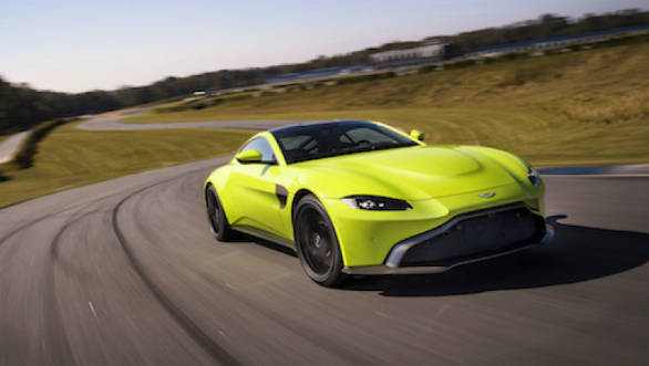 2018 Aston Martin Vantage showcased: Top ten things you should know