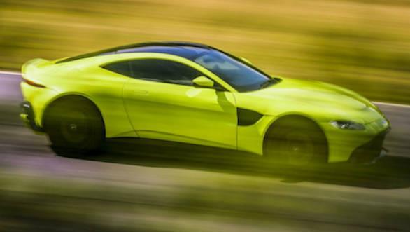 Image gallery: 2018 Aston Martin Vantage