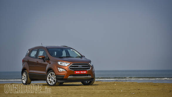 Live updates: 2018 Ford EcoSport launch in India