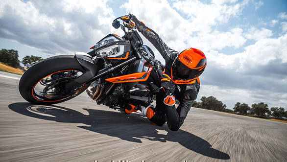 2018 ktm 790 duke. Plain Ktm EICMA 2017 EXCLUSIVE 2018 KTM 790 Duke To Be Made In India From 2019 Intended Ktm Duke I