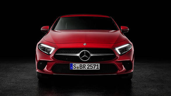 Third generation Mercedes-Benz CLS four-door coupe to launch in India on November 16