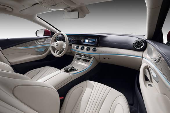 2018 Mercedes Benz Cls Revealed At 2017 La Auto Show India Bound