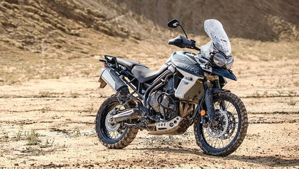 EICMA 2017: 2018 Triumph Tiger 800 XC and Tiger 800 XR unveiled