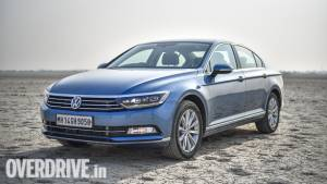 2017 Volkswagen Passat 2.0 TDI first drive review