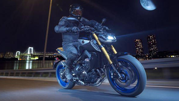 EICMA 2017: Yamaha MT-09 SP looks concept-ish but is a production model