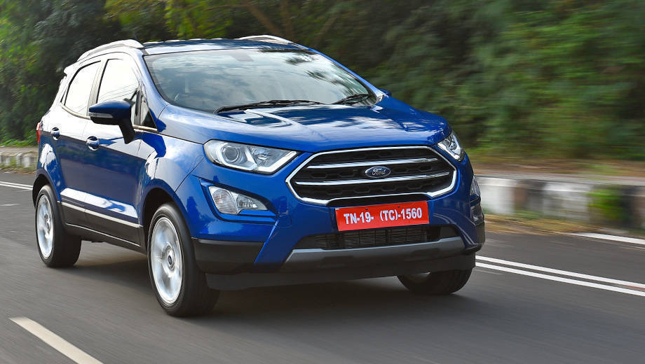 2018 Ford EcoSport | First Drive
