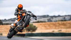 2018 KTM 790 Duke specifications and details