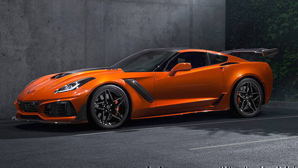 755ps 969nm Making 2019 Chevrolet Corvette Zr1 Is Here Overdrive