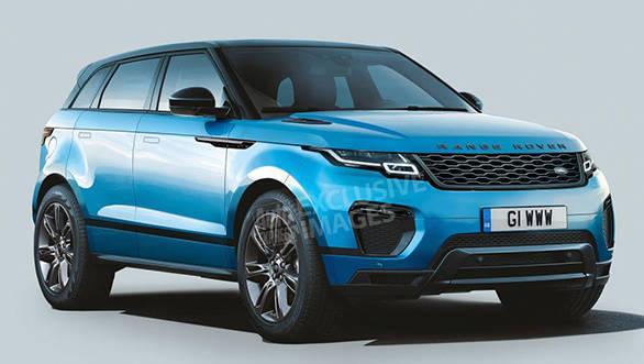 New-gen Range Rover Evoque will be inspired by the Range Rover Velar